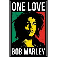 Pyramid Bob Marley One Love Poster 61x91,5cm