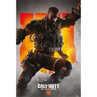 Pyramid Call Of Duty Black Ops 4 Ruin Poster 61x91,5cm