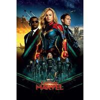 Pyramid Captain Marvel Epic Poster 61x91,5cm