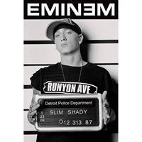 Pyramid Eminem Mugshot Poster 61x91,5cm