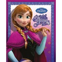 Disney Poster Anna Van Frozen 40 X 50 Cm
