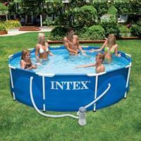 Intex Frame Zwembad 305x76cm + Pomp