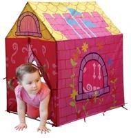 Playfun speeltent prinsessenhuis 92 x 68 x 102 cm roze
