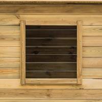 vidaXL Buitenspeelhuis 123x120x146 cm grenenhout