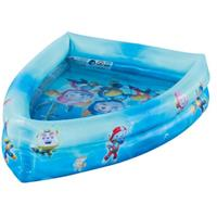 Paw Patrol opblaasbaar zwembad boot 120 x 82 x 26 cm speelgoed Multi