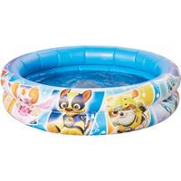 Paw Patrol opblaasbaar zwembad babybadje 74 x 18 cm speelgoed Multi