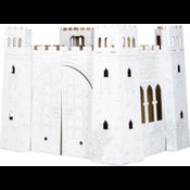 small foot Spielhaus Burg aus Bastelkarton 10017
