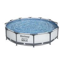 Bestway opzetzwembad Steel Pro Max Ø366cm x 76cm