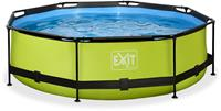 EXIT Toys EXIT Lime zwembad - 300 x 76 cm - met filterpomp