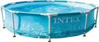 Intex opzetzwembad met pomp A 28208GN Beachside 305 x 76 cm