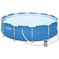 Bestway Steel Pro zwembad + filterpomp 366 x 76 cm
