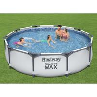 Bestway Zwembadset Steel Pro MAX 305x76 cm