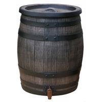 Roto Regenton 50 Liter Donkerbruin Inclusief Kraan