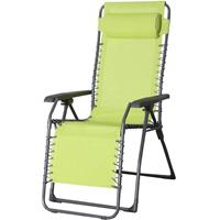 Outdoor Living Relaxstoel Colour lime groen