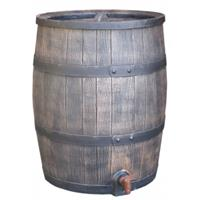 Roto Regenton 240 Liter Donkerbruin Inclusief Kraan