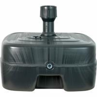 Express Parasolvoet kunststof vulbaar 50 liter antraciet