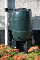 Nature Kunststof regenton, 210 Liter