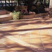 Terracotta tegels terrastegel Vesuvius per m2