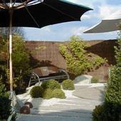 Heidematten tuinscherm heidemat ericamatten 2x3m (3cm)