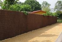 Heidematten ericamatten zichtdicht 2x3m (4,5cm)