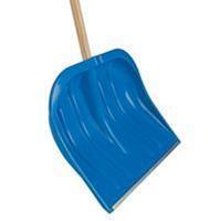 Talen Tools Sneeuwschuiver pvc blauw 48cm