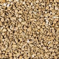Gardenlux 35 stuks! Ardenner split geel 8/16 mm 20 kg