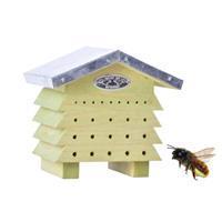 Bestforbirds Bijenhuisje hout/zink