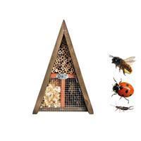 Bestforbirds Driehoekig insectenhotel