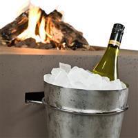 Happy Cocooning tafel wijnkoeler 30x20xH21 cm