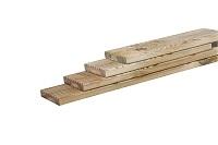Woodvision Vlonderplank/dekdeel Grenen 28 x 145 mm 400cm