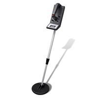 VidaXL Metaaldetector draagbaar met zoekdiepte tot 60 cm