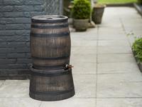 Nature Standaard voor houtlook regenton, 50 Liter