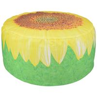 Esschertdesign Tuinpoef zonnebloem