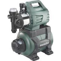 metabo HWWI4500/25 Inox Plus Huiswaterpomp 1300 Watt 4500 L/h