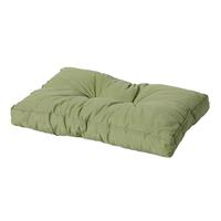 Madison kussens Loungekussen ruggedeelte 70x40cm Basic green