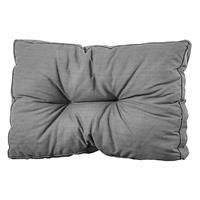 Madison kussens Loungekussen Pallet Florance 120x80cm Basic grey