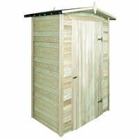 VidaXL Tuinberging FSC geïmpregneerd grenenhout