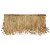 express Strodak op stok van gedroogde palmbladeren 70 x 200 cm