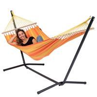 Tropilex Hangmatset 1 Persoons Easy & Relax Orange