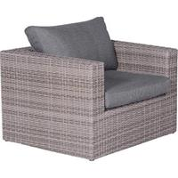 Gardenimpressions Madeira lounge fauteuil organic Grijs