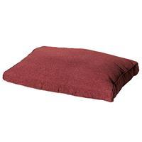 Madison kussens Loungekussen ruggedeelte premium 60x40cm Outdoor Manchester red