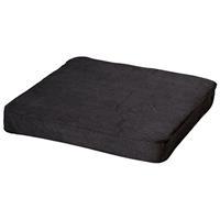 Madison kussens Loungekussen 60x60cm carre Velvet/panama grey