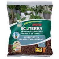 dcm Ecoterra kamerplanten potgrond - 2,5 L