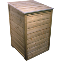 Lutrabox containerkast 140L