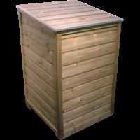 Lutrabox containerkast 240L afwijkend