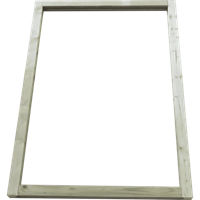 Lutrabox koppelstuk voor 2 LZBS hoog