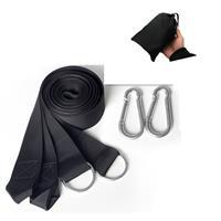 Outdoor Camping Wandelen Must-Have hangmat touw touw Metalen gesp Load Tie Rope, willekeurige kleur levering
