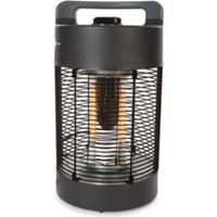 Perel Terrasverwarming - Tafelmodel - Cilindervormig - 700 W - Ipx4 - Spatwaterdicht