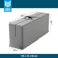 Aquashield kussen tas - 125x32x50 cm