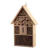 Haushalt - Insectenhotel - Spar Hout - 31x10x48 Cm